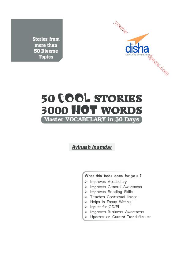 PDF) Master VOCABULARY in 50 Days | Linh Nguyễn - Academia edu
