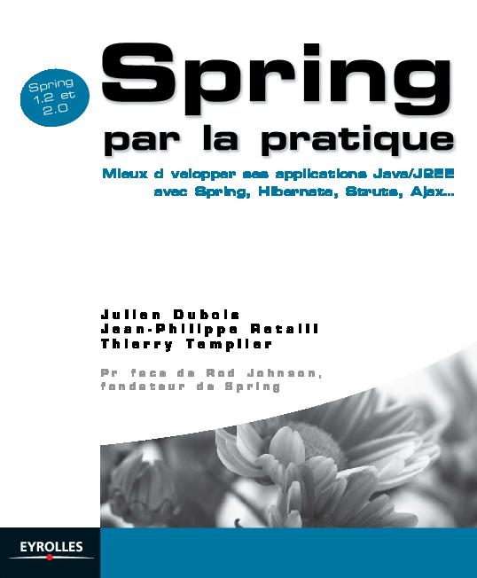 PDF) Spring par la pratique | Abbes RHARRAB - Academia edu