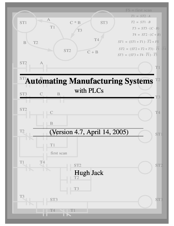 PDF) Automating Manufacturing Systems with PLCs - by (Hugh