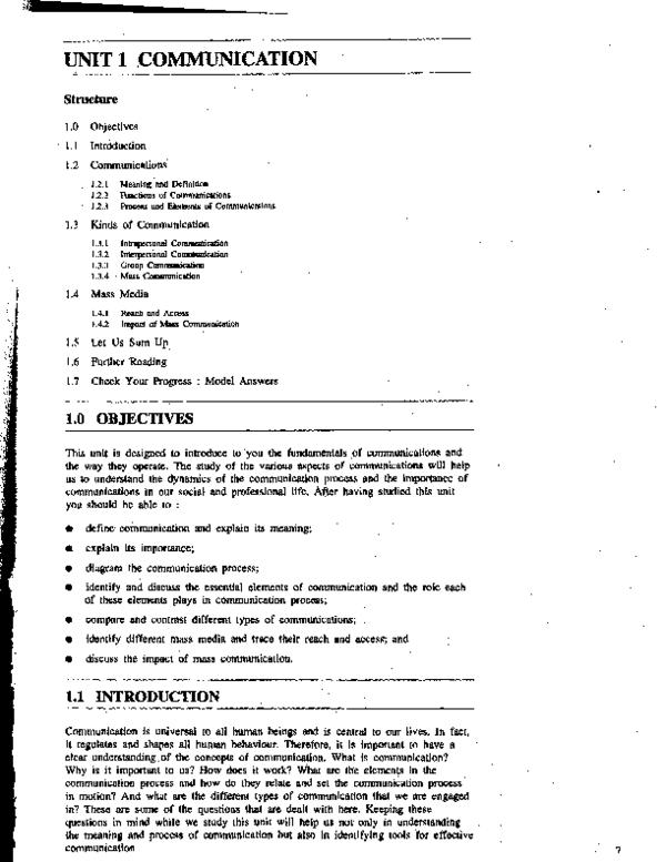 PDF) UNIT 1 Structure | Abhikendu Deb Roy - Academia edu