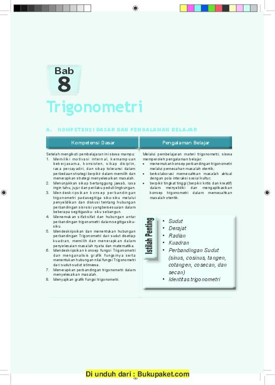 Pdf buku trigonometri