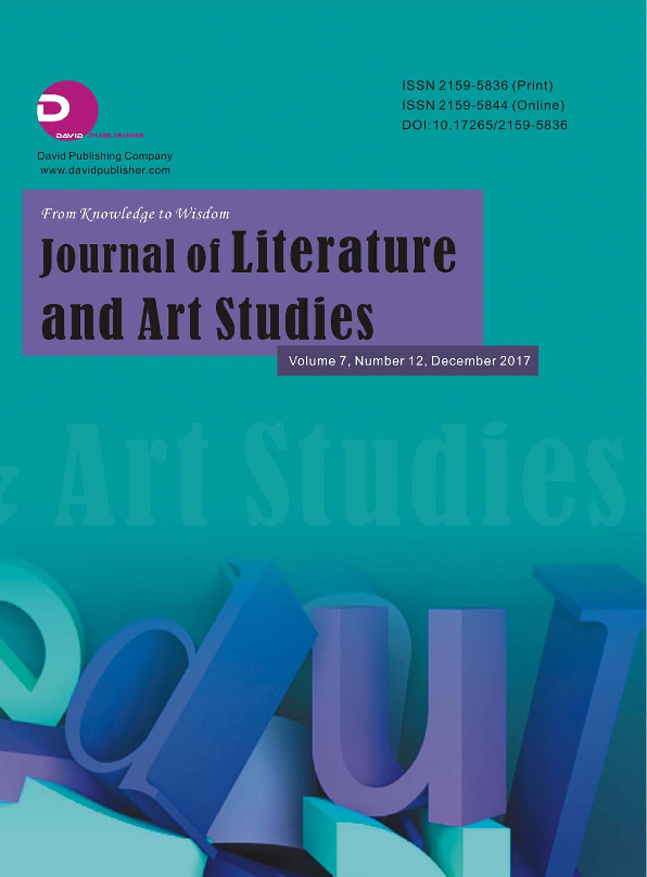 PDF) Journal of Literature and Art Studies Vol 7 Issue 12 December
