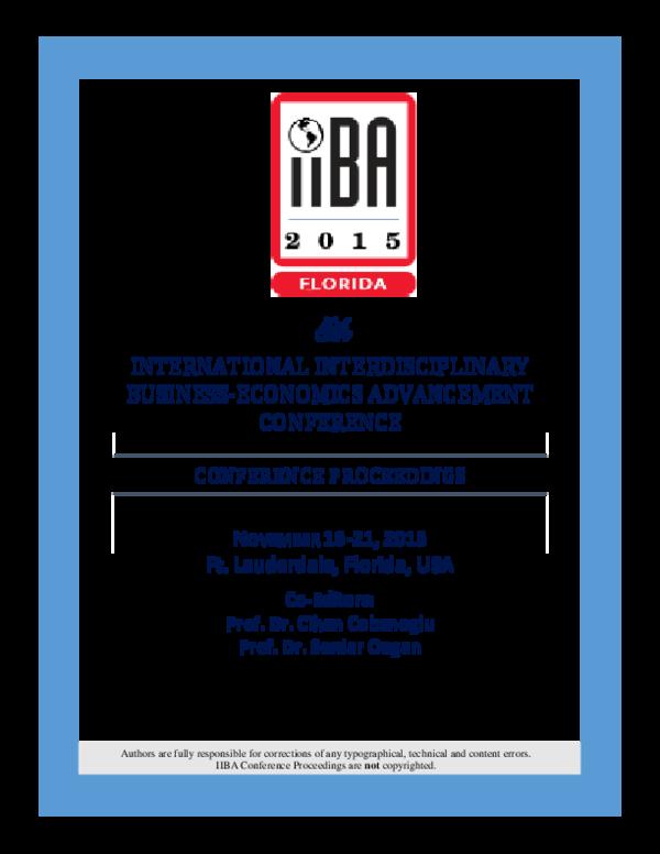 PDF) 5th_IIBA_Conference_Proceedings_Florida_November_2015.pdf ...