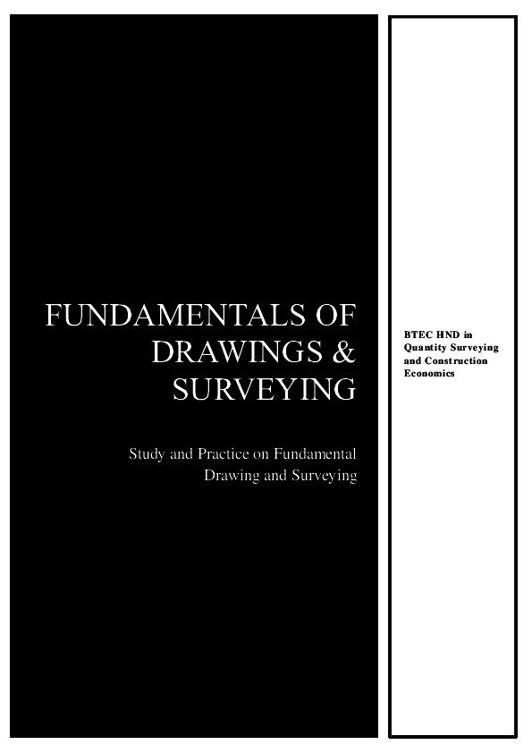 DOC) Surveying assignment | Mirzan Maffaz - Academia edu