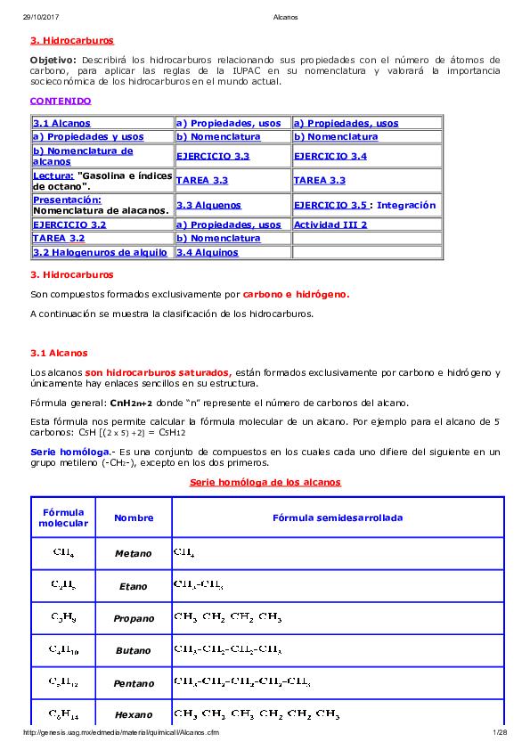 Pdf Alcanos Thalia Alexandra Rivera Ashqui Academia Edu