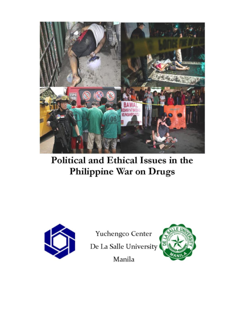 ethical issues in the philippines 2019