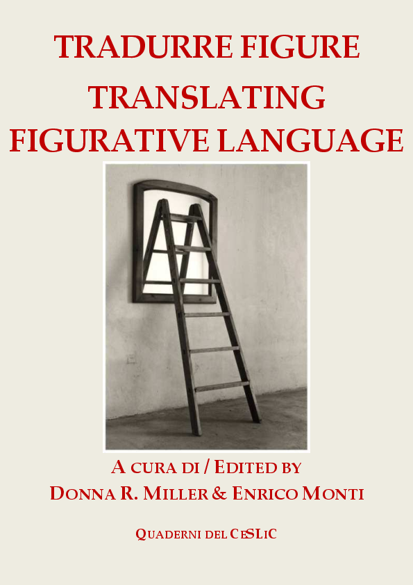 PDF) TRADURRE FIGURE TRANSLATING FIGURATIVE LANGUAGE  69f6ed635785