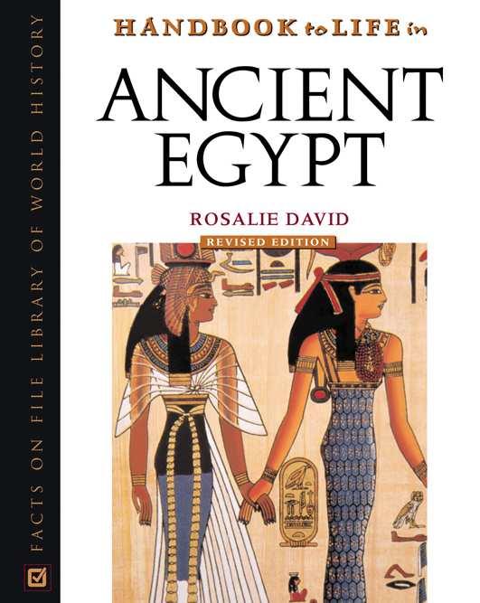 PDF) Handbook to Life in Ancient Egypt.pdf | Shaimaa Abou Zeid ...