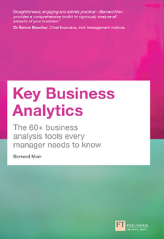 PDF) Bernard Marr Key Business Analytics The 60+ business analysis ...