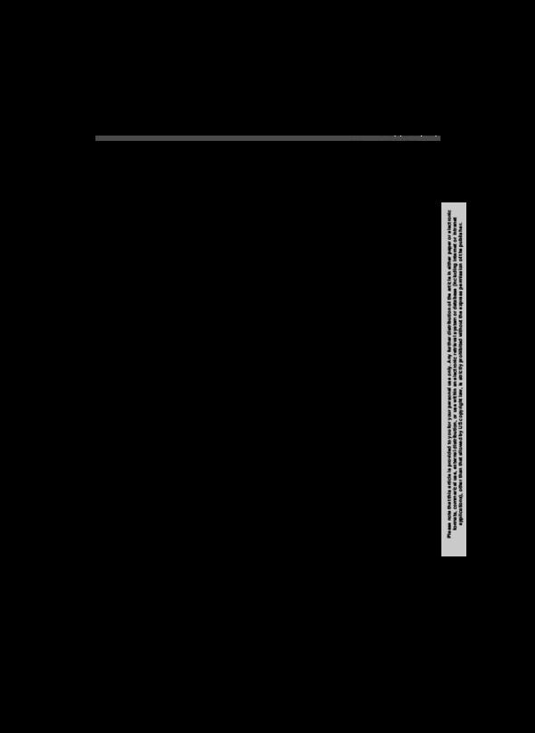 PDF) Oxidative Damage and Schizophrenia | Daniel Van Kammen and