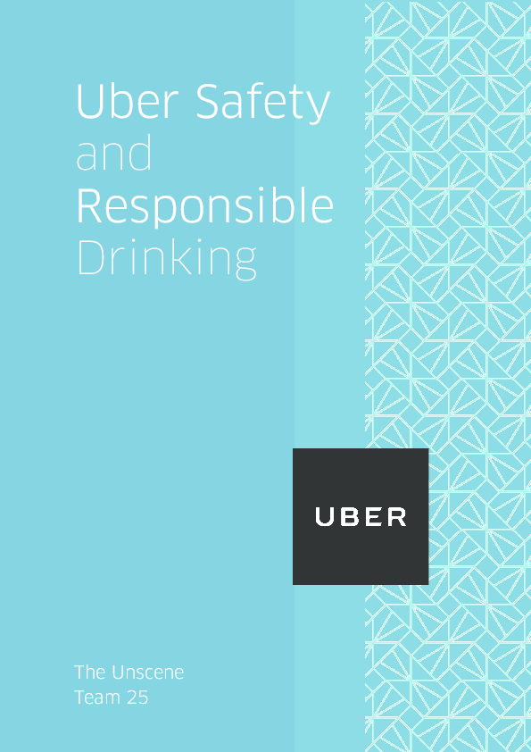 PDF) Uber and Safety: An Integrated Strategic Campaign