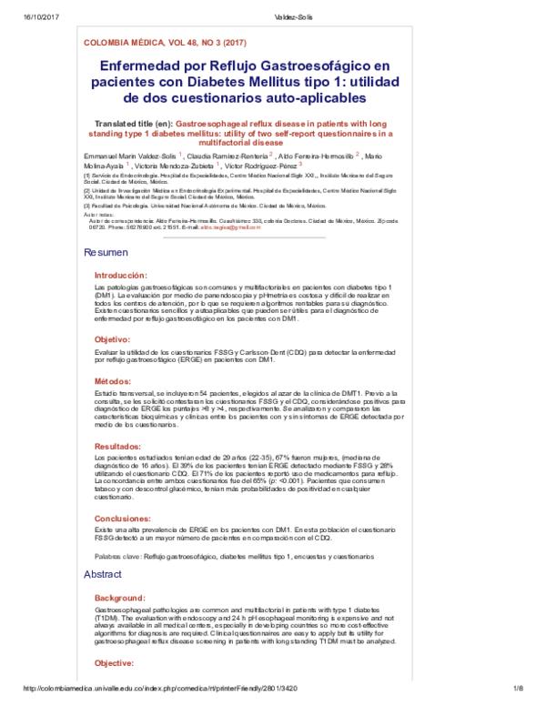 diabetes mellitus tipo 1 epidemiologia pdf
