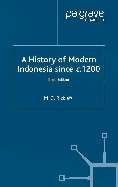 pdf ricklefs a history of modern vieri ag