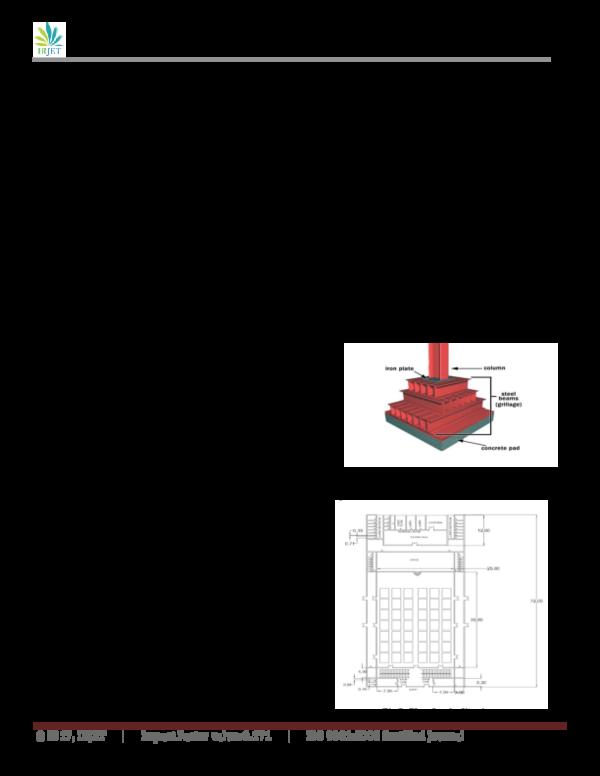 PDF) DESIGN OF STEEL GRILLAGE FOUNDATION FOR AN AUDITORIUM | IRJET