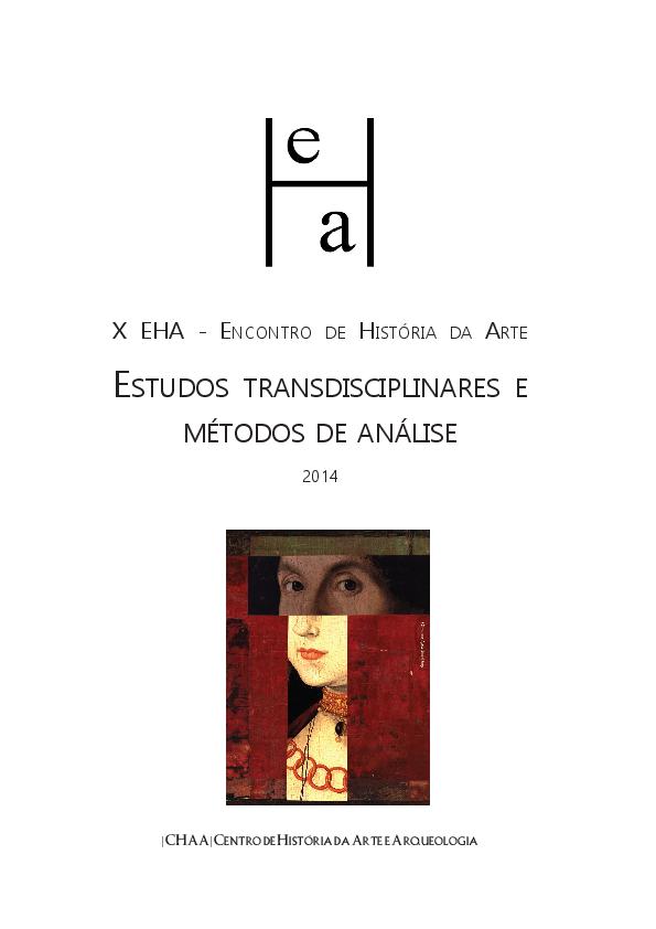 d17946588eaed A Transdisciplinaridade na Obra Religiosa de Benedito Calixto ...