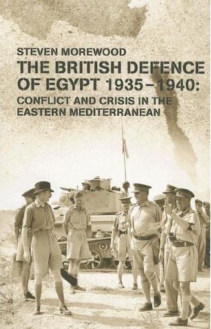 The British Defence of Egypt  d2102d9b078a