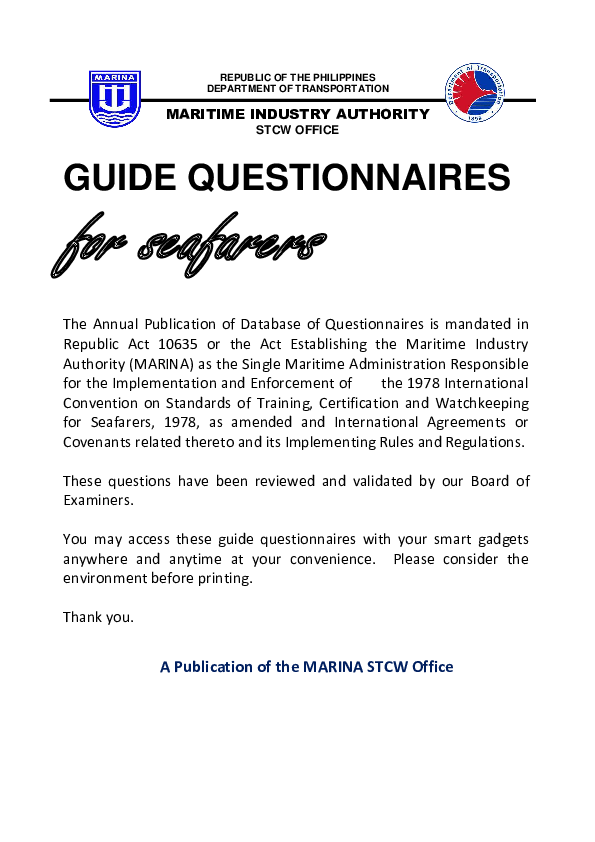 PDF) OIC NAVIGATIONAL WATCH OIC NAVIGATIONAL WATCH REPUBLIC OF THE