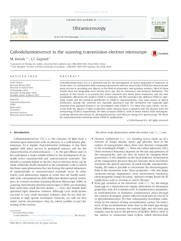 Microscope pdf electron