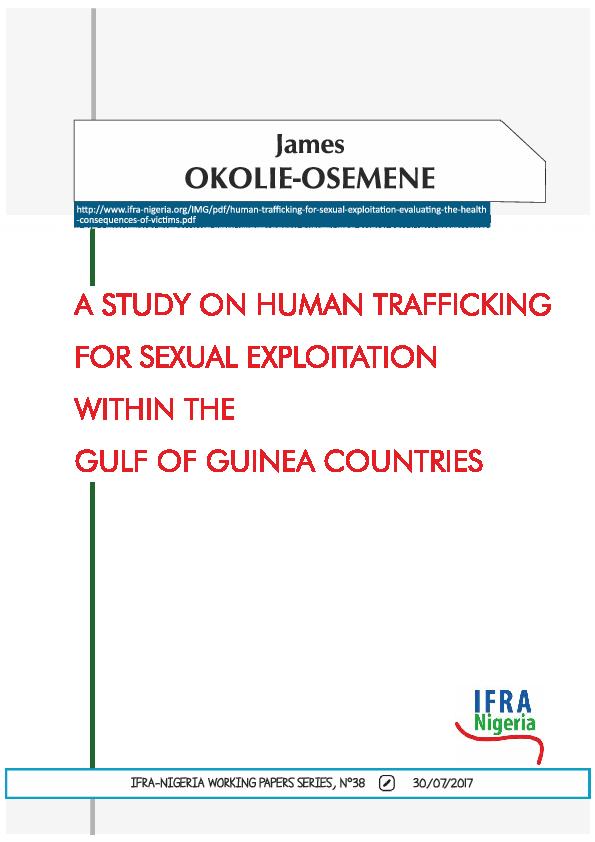 Trafficking pdf human