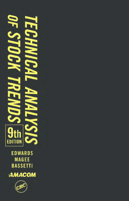 PDF) Robert Edwards Technical Analysis of Stock Trends 9th