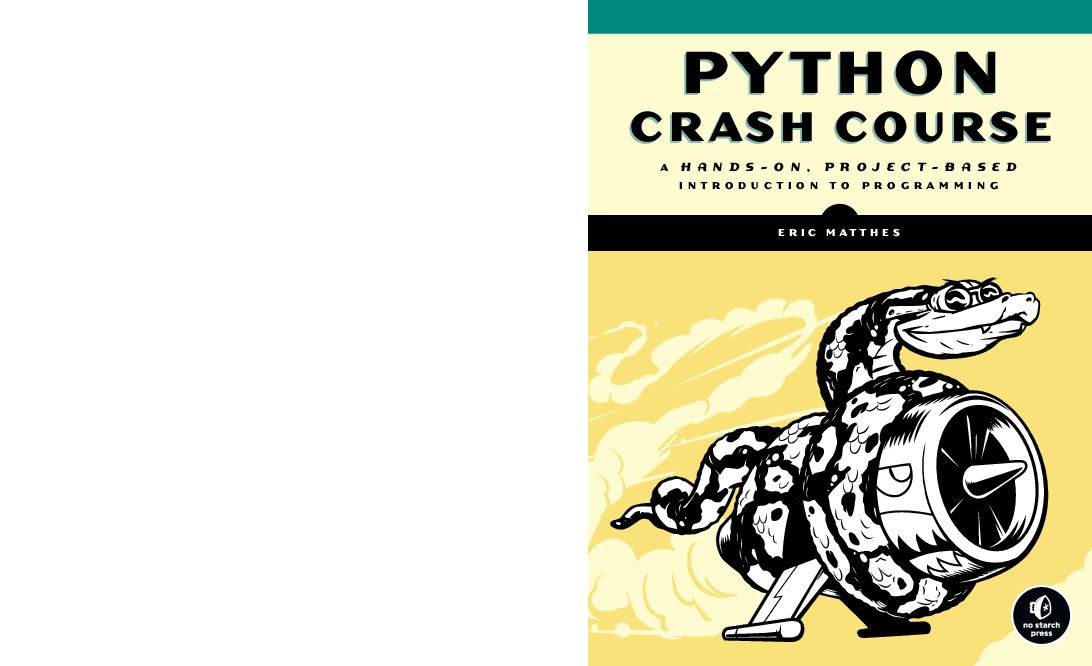 PDF) Python Crash Course | Romina Goldman - Academia edu