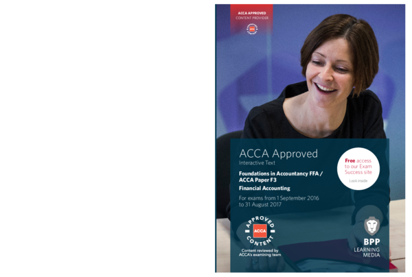 PDF) ACCA F3 Financial Accounting Study Text | Ani