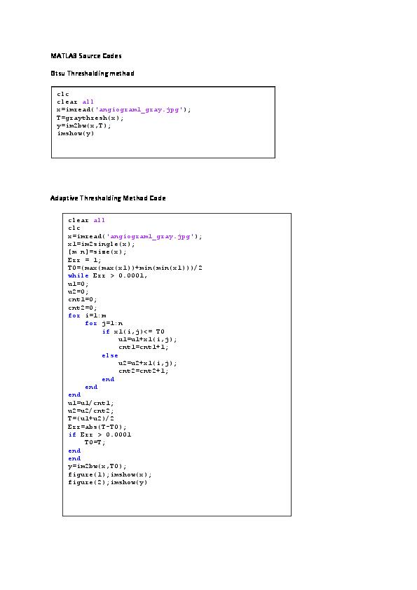 PDF) segmentation techniques | Aida Khairuddin - Academia edu