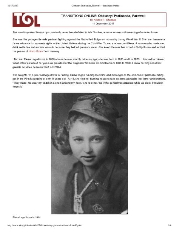 PDF) Obituary -