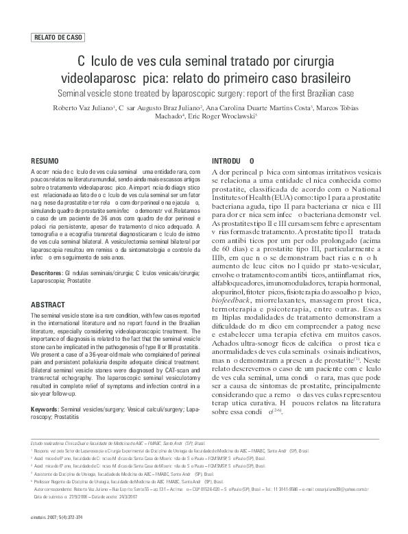 prostatite noacteriana pdf