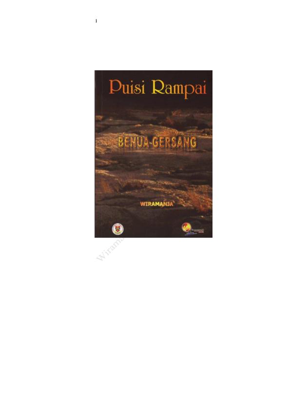 PDF) Puisi Rampai - Benua Gersang | Wiramanja A Rahman A