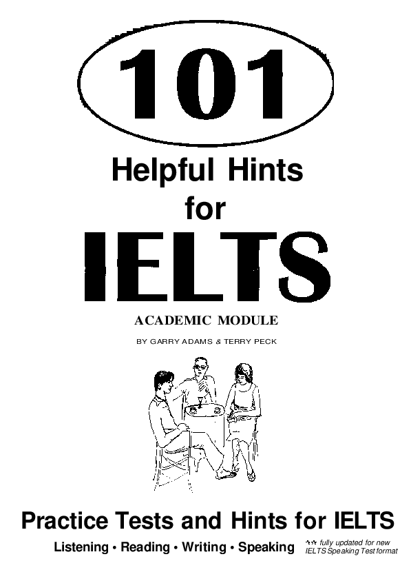 PDF) IELTS ACADEMIC MODULE Practice Tests and Hints | Engr