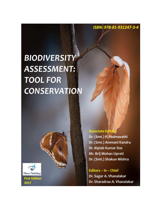 PDF) Biodiversity Assessement Tool for Conservation Book pdf