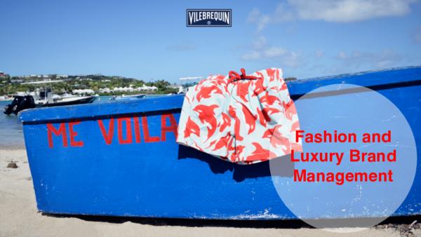 7b4c102cc9c67 PDF) Fashion and Luxury Brand Management | Marine Borovaya ...