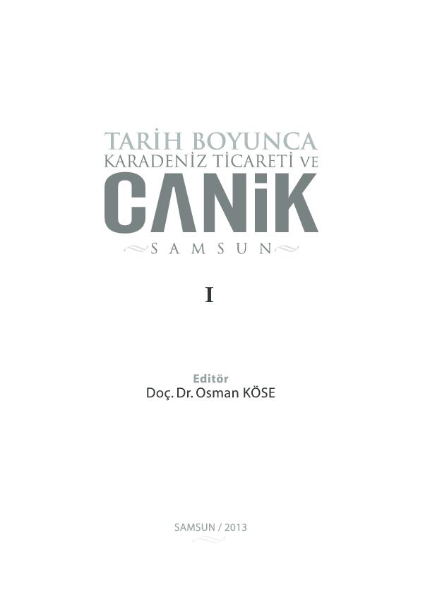 PDF Osmanl Doneminde Havza Kaplcalar Ve Kasabann Sosyo Ekonomik