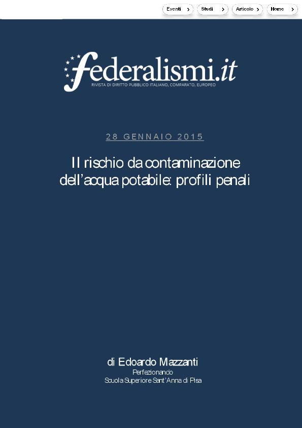 Federalismi