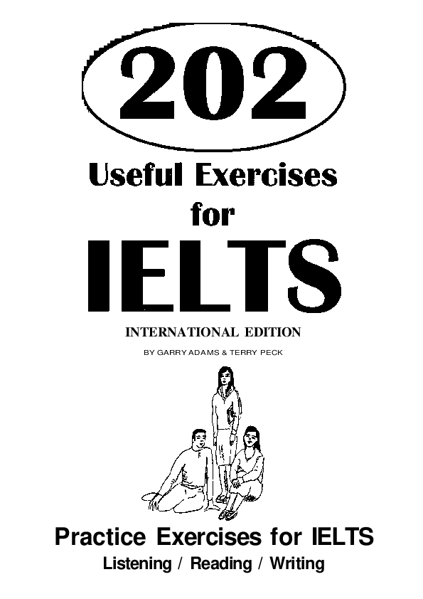 PDF) INTERNATIONAL EDITION Practice Exercises for IELTS