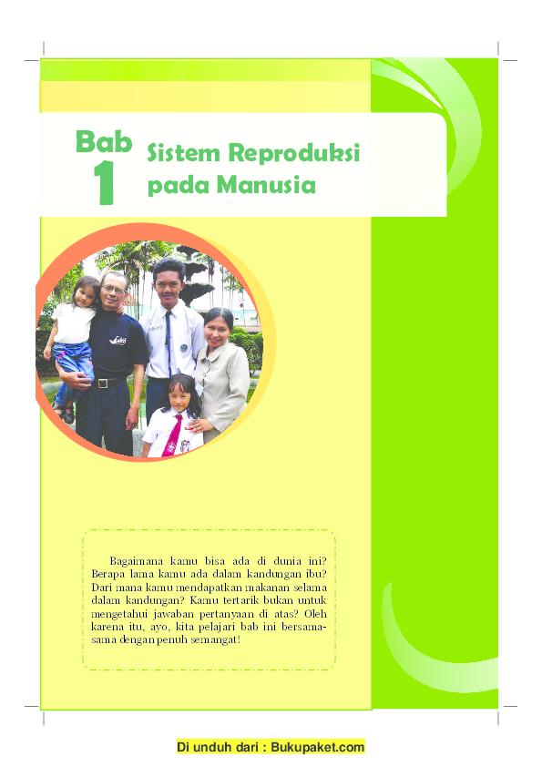Pdf Bab 1 Sistem Reproduksi Pada Manusia Elsa Yunita Academia Edu