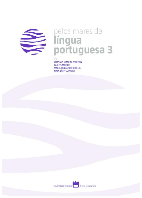 língua portuguesa 3 ANTÓNIO MANUEL FERREIRA CARLOS MORAIS MARIA ... 2dd686e2a8