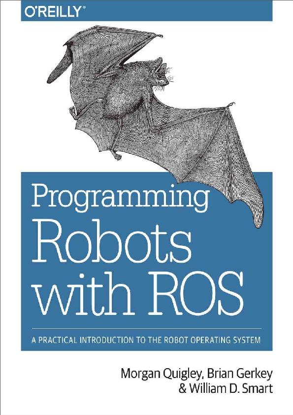 PDF) Programming Robots with ROS | Jair Cornejo - Academia edu