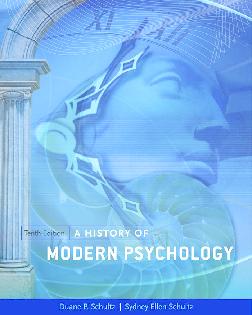 Pdf A History Of Modern Psychology Mi Ka Academia Edu