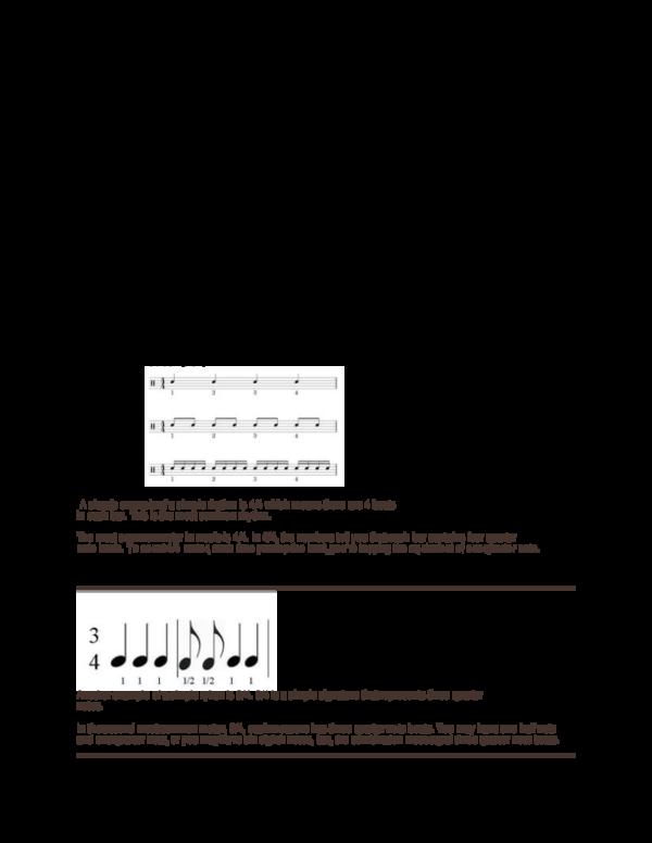 DOC) MUSIC 111 - Music Appreciation Exam #1 Study Guide (ELAC