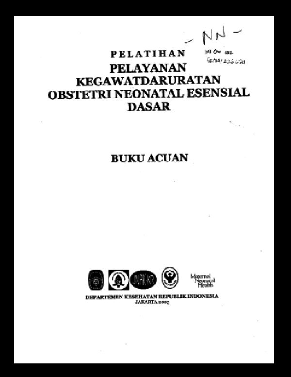 PDF) 77129280-Buku-Acuan-PONED pdf   raja zila - Academia edu