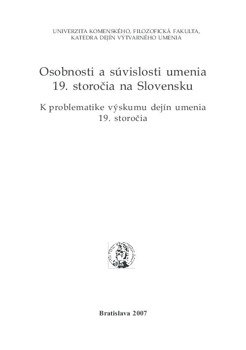 2d67967ecf831 PDF) Dana Bořutová - Katarína Beňová (eds.): Osobnosti a súvislosti ...