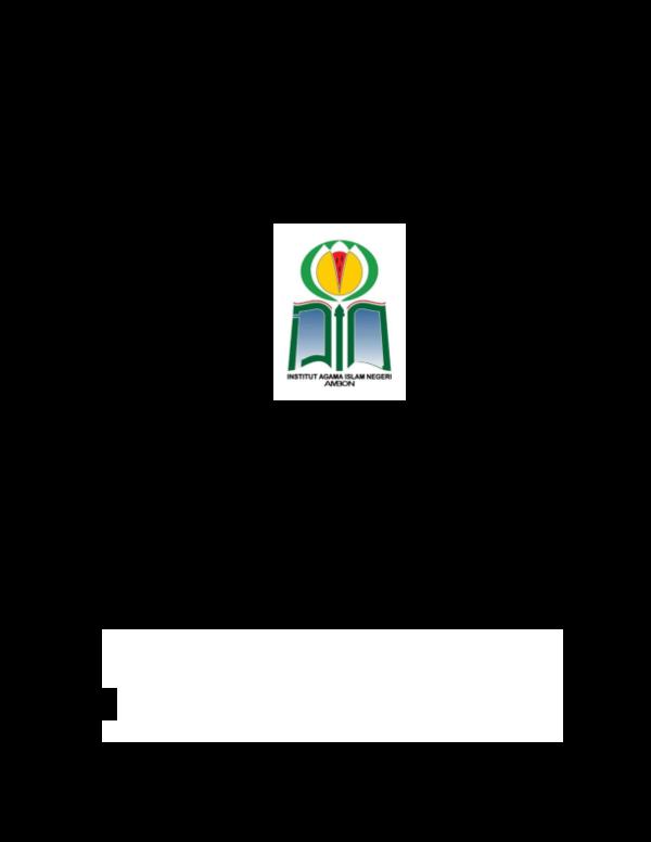 Karya Tulis Ilmiah Tentang Pendidikan Agama Islam Pdf
