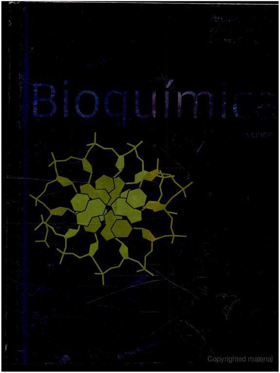 Pdf Bioquímica 6 Ed Jeremy M Berg John L Tymoczko Lubert Stryer Sophia Oceguera Academia Edu