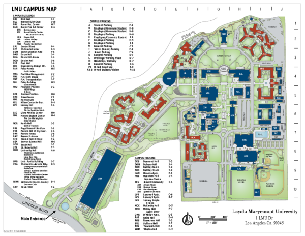Upb Campus Map on