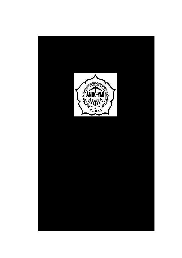 Doc Perancangan Sistem Informasi Penggajian Pegawai Pada Rsud Suradadi Kabupaten Tegal Amik Ymi Tegal 2017 2 2 2 2 Ahmad Khosiin Academia Edu