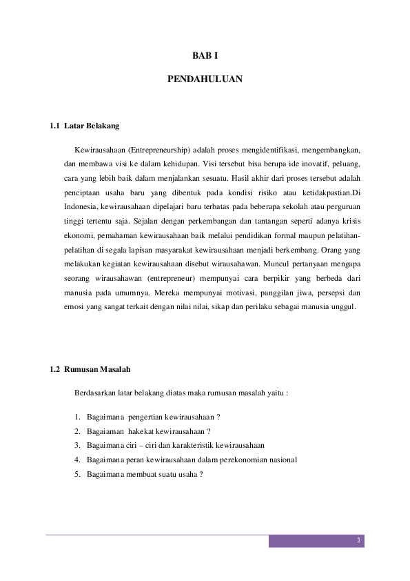Doc Tugas Makalah Kewirausahaan Docx Rieskha Yanthie Academia Edu
