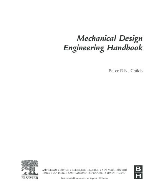 PDF) Mechanical_Design_Engineering_Handbook.pdf | Ashman Noordin ...