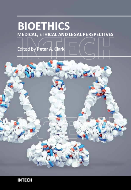 Pdf Bioethics Medical Ethical And Legal Perspectives Kusal Das Academia Edu
